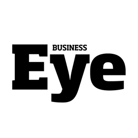 business eye logo